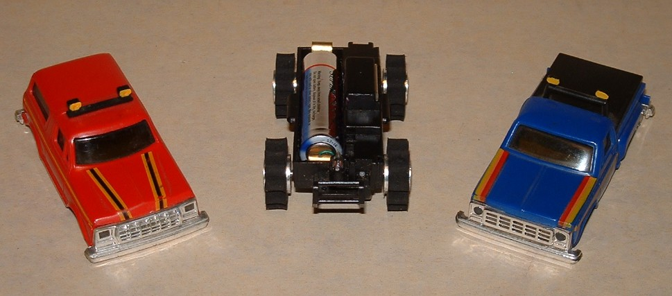 Schaper Stompers 4x4 Chevy Scottsdale Ford Bronco Generation 1